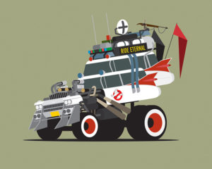 ghost busting fury road