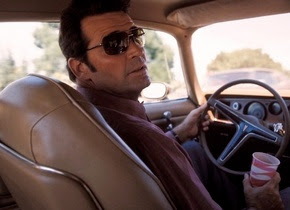 James Garner in The Rockford Files, circa 1974.