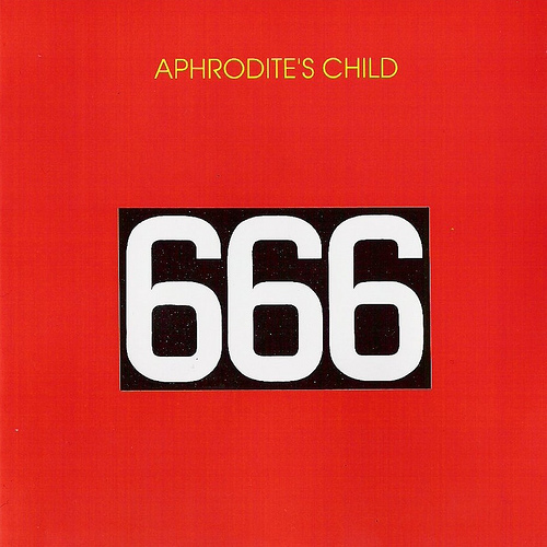Aphrodite's Child - 666 - 1972