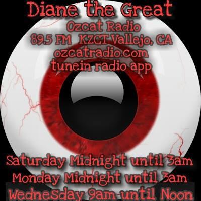 Redeye DianetheGreat Eyeball Flyer