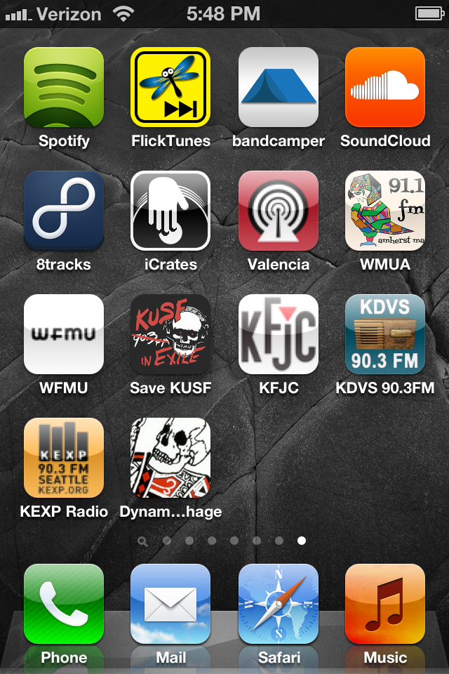 HJ Guide to Music Apps