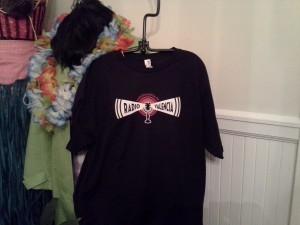 RV New black shirt