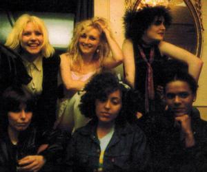 famous punk women